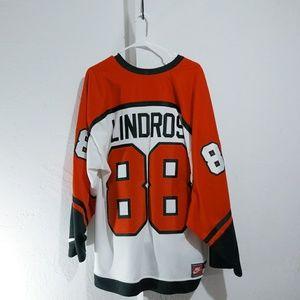 Vintage Nike Lindros 88 NHL Licensed oversized